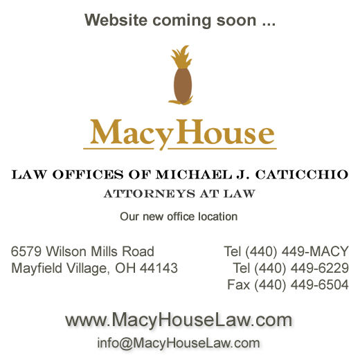 Michael J. Caticchio - Attorneys at Law